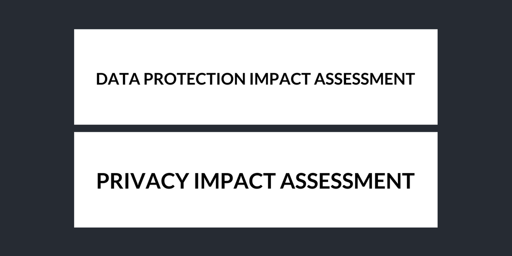 Data Protection Impact Assessment. First guidelines